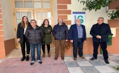 """Visita al Consultorio y CRA """"Los Almendros"""" en Alatoz"""