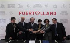 El V convenio reforzará el correcto funcionamiento de las medidas implantadas en el Plan de Emergencia Exterior de Puertollano, con una inversión de 200.000 euros hasta 2023