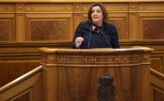 Pleno Cortes regionales 12D (Patricia Franco)