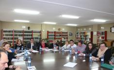 Junta, Diputación y Gobierno central trabajarán de forma conjunta para impulsar la Comarca de Almadén
