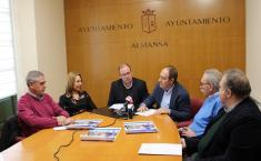 Presentación III Plan del Calzado y Formación Plus en Repostería en Almansa
