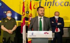 Visita a las instalaciones del Centro Operativo Provincial (COP) en Cuenca (Desarrollo Sostenible)