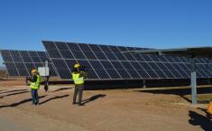 Desarrollo Sostenible autoriza la explotación de una planta fotovoltaica de 50 megavatios en Bargas