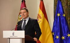 Firma del Acuerdo por la reconstrucción social y económica de Castilla-La Mancha