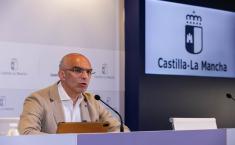Rueda de prensa sobre el brote de coronavirus detectado en Albacete