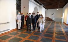 Visita a las instalaciones del Centro Regional de Innovación Digital