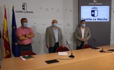 Rueda de prensa Admisión de Alumnos provincia de Albacete