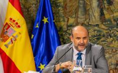 Firma de convenio de colaboración con Correos (Vicepresidente)