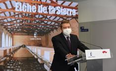 Inauguración del nuevo centro de salud de Elche de la Sierra (II)