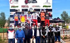 El Gobierno regional subraya el esfuerzo de la organización y el municipio de Montearagón para albergar con seguridad pruebas de motocross