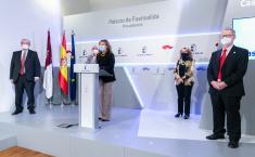 Emiliano García-Page SánchezSeguir Consejo de Gobierno abierto con Mayores (Bienestar Social) 29 de septiembre
