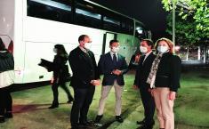 El Gobierno regional garantiza la seguridad del transporte público escolar de la provincia de Toledo y ha realizado ya cuatro controles este curso