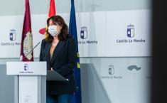 Rueda de prensa del Consejo de Gobierno  20 de enero (Portavoz) (I)