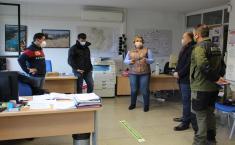 El Gobierno de Castilla-La Mancha agradece a efectivos de Fomento y Desarrollo Sostenible su apoyo en las labores de limpieza en Ciudad Real