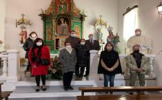 El Gobierno regional contribuye a la recuperación de imaginería religiosa en Alcaraz