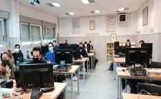 Curso de Ciberseguridad en el IES Leonardo da Vinci de Albacete