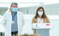 Balance de la primera fase de traslado al nuevo Hospital de Toledo