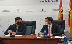 El Gobierno de Castilla-La Mancha traslada a UPA su compromiso de seguir avanzando en medidas de desarrollo sostenible con el sector primario