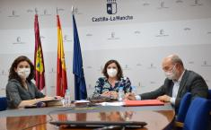 El Gobierno de Castilla-La Mancha, las diputaciones, la FEMP y los agentes sociales ultiman el diseño de la convocatoria del Plan de Empleo