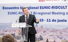 Clausura de la Asamblea General de la Red Europea de Institutos Culturales (EUNIC) y la primera reunión presencial de la Red Iberoamericana de Diplomacia Cultural (RIDCULT)