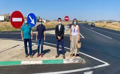 El Gobierno regional invierte este año casi 4 millones de euros en la mejora de la red regional de carreteras y la seguridad vial de la provincia