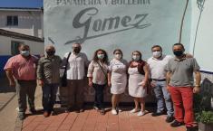 Visita proyectos LEADER en la Manchuela albaceteña