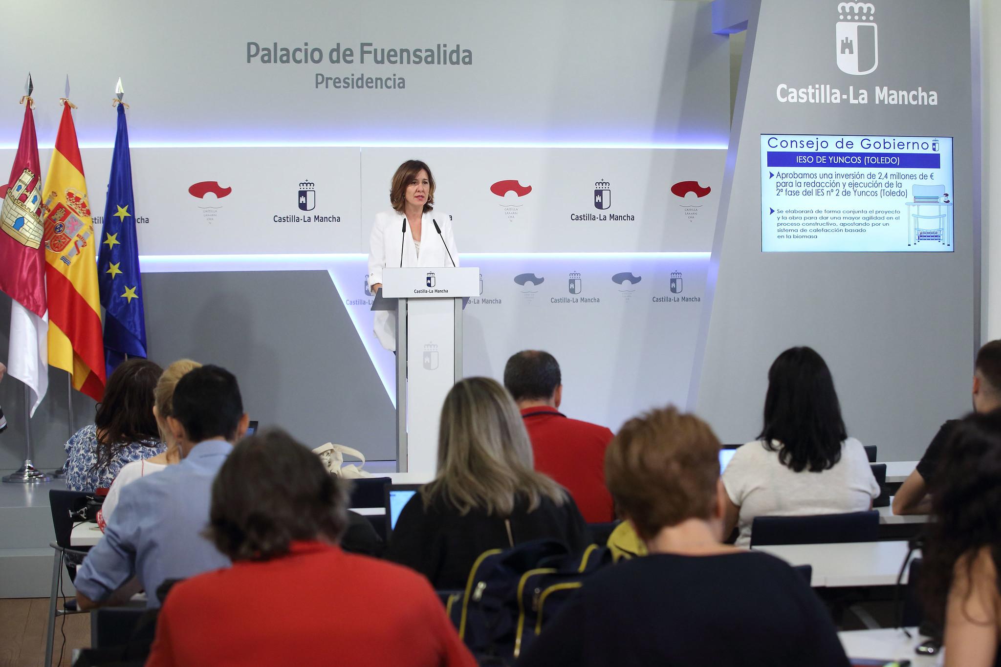 Blanca Fernández IESO Yuncos